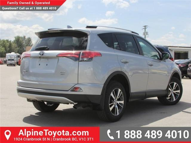 2016 Toyota RAV4 XLE (Stk: W787681A) in Cranbrook - Image 4 of 18