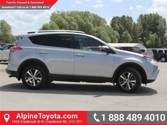 2016 Toyota RAV4 XLE (Stk: W787681A) in Cranbrook - Image 5 of 18