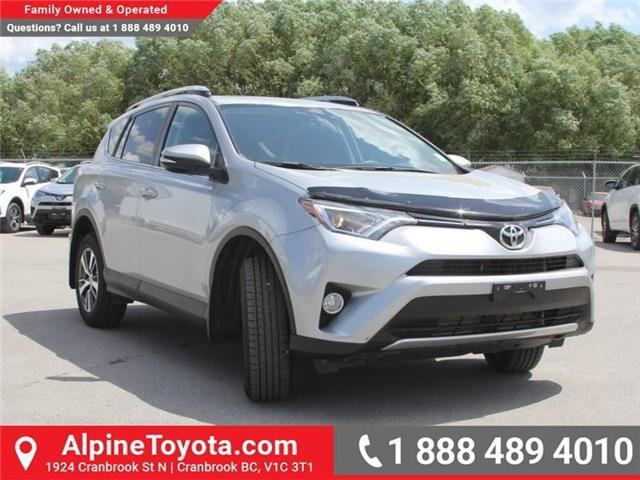 2016 Toyota RAV4 XLE (Stk: W787681A) in Cranbrook - Image 6 of 18