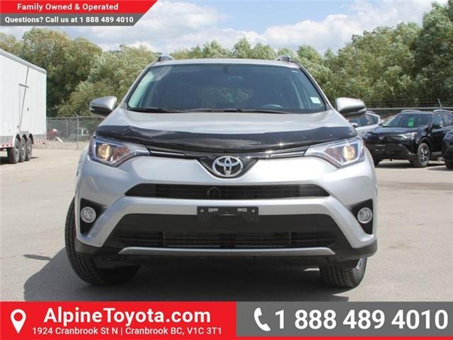 2016 Toyota RAV4 XLE (Stk: W787681A) in Cranbrook - Image 7 of 18