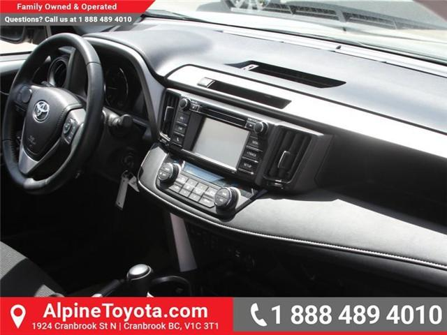 2016 Toyota RAV4 XLE (Stk: W787681A) in Cranbrook - Image 10 of 18