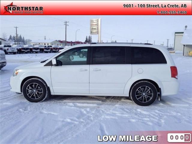 2017 Dodge Grand Caravan CVP/SXT (Stk: RU008) in  - Image 1 of 18