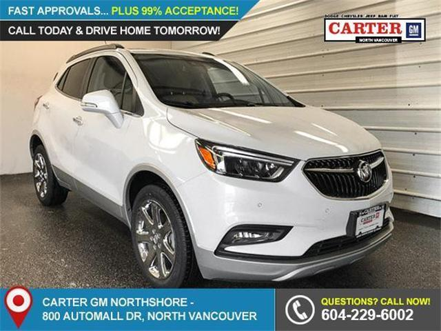 2018 Buick Encore Premium (Stk: 8K96420) in Vancouver - Image 1 of 7