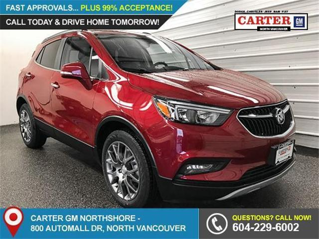 2018 Buick Encore Sport Touring (Stk: 8K96020) in Vancouver - Image 1 of 7