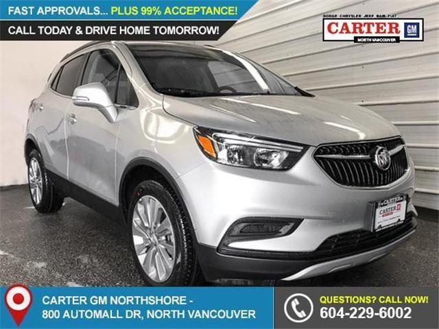 2018 Buick Encore Preferred (Stk: 8K38660) in Vancouver - Image 1 of 7