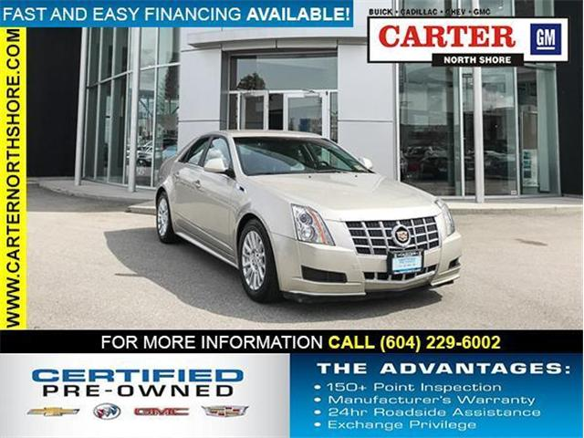 2013 Cadillac CTS Base (Stk: 8D68181) in Vancouver - Image 1 of 26