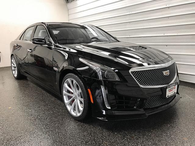 2018 Cadillac CTS-V Base (Stk: 8D47350) in Vancouver - Image 2 of 7