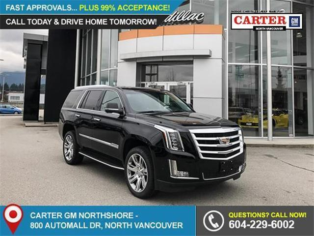 2018 Cadillac Escalade Luxury (Stk: 8D86550) in Vancouver - Image 1 of 7
