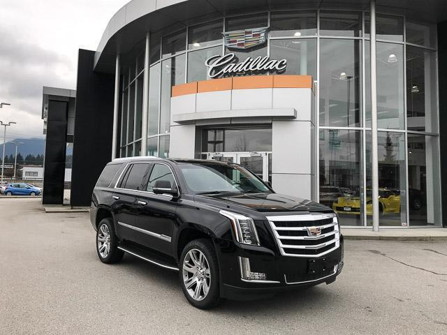 2018 Cadillac Escalade Luxury (Stk: 8D86550) in Vancouver - Image 2 of 7