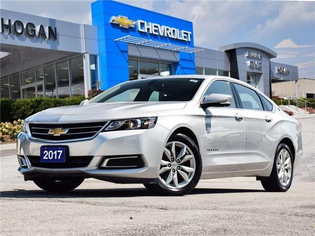 2017 Chevrolet Impala 1LT (Stk: A197624) in Scarborough - Image 1 of 24