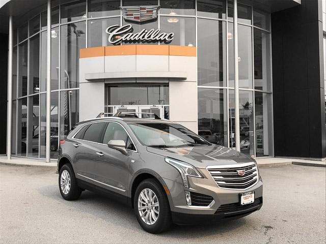 2018 Cadillac XT5 Base (Stk: 8D12350) in Vancouver - Image 2 of 7