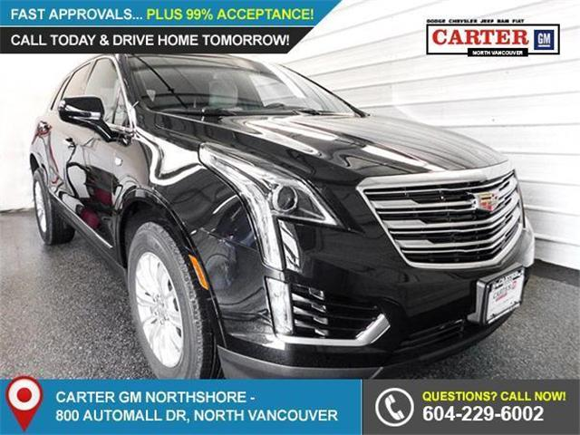 2018 Cadillac XT5 Base (Stk: 8D55190) in Vancouver - Image 1 of 7