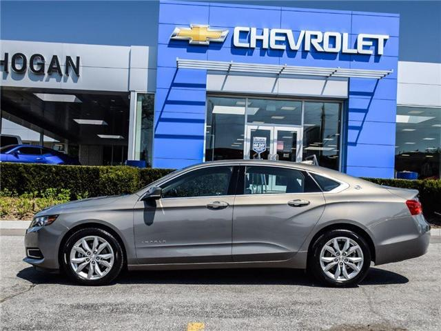 2017 Chevrolet Impala 1LT (Stk: A193818) in Scarborough - Image 2 of 25