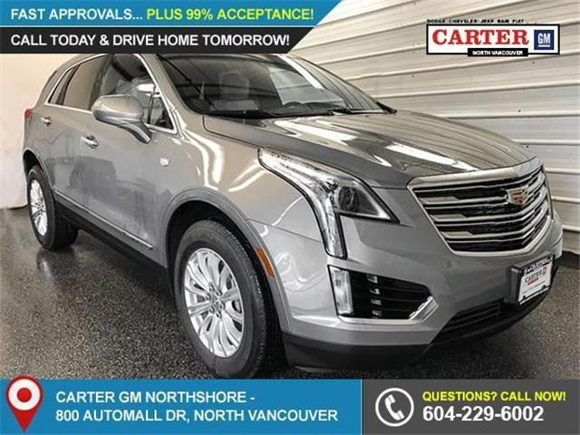 2018 Cadillac XT5 Base (Stk: 8D14690) in Vancouver - Image 1 of 7