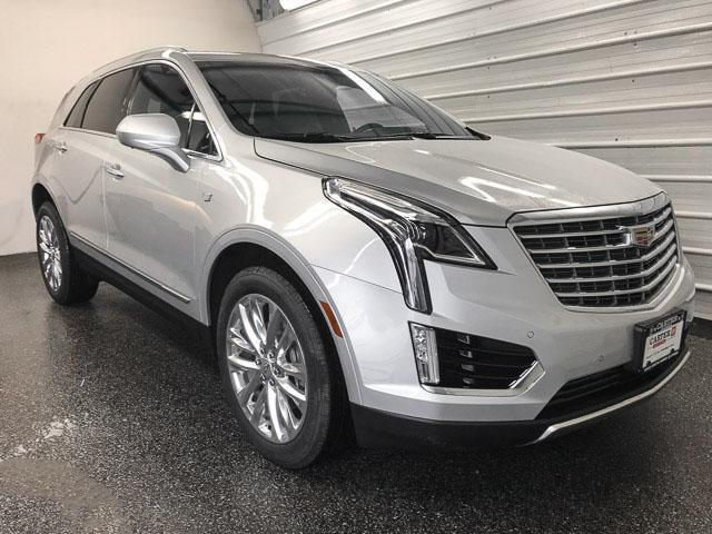 2018 Cadillac XT5 Platinum (Stk: 8D42890) in Vancouver - Image 2 of 7