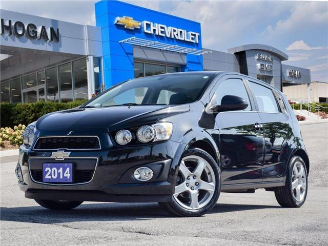 2014 Chevrolet Sonic LT Auto (Stk: WN198737) in Scarborough - Image 1 of 24