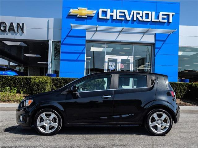 2014 Chevrolet Sonic LT Auto (Stk: WN198737) in Scarborough - Image 2 of 24