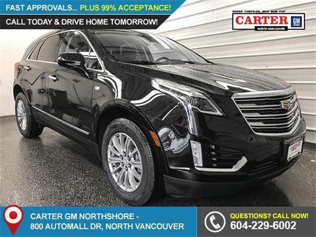 2018 Cadillac XT5 Luxury (Stk: 8D31080) in Vancouver - Image 1 of 7