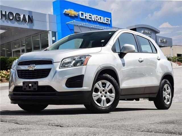 2014 Chevrolet Trax LS (Stk: A186962) in Scarborough - Image 1 of 20