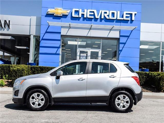 2014 Chevrolet Trax LS (Stk: A186962) in Scarborough - Image 2 of 20