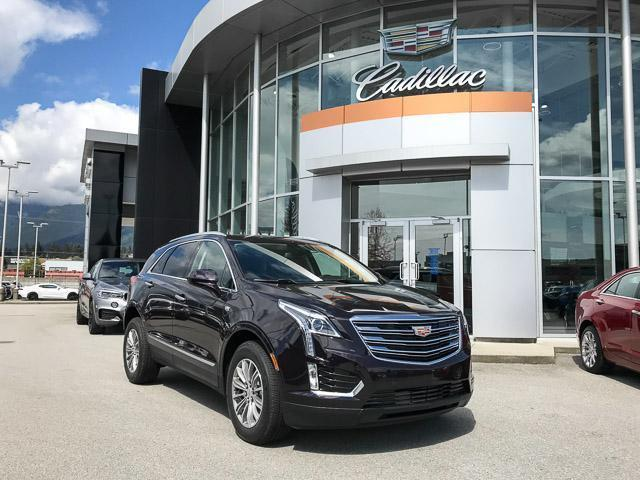 2018 Cadillac XT5 Luxury (Stk: 8D90960) in Vancouver - Image 2 of 7
