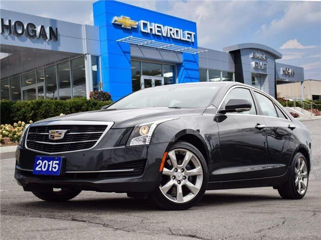 2015 Cadillac ATS 2.0L Turbo Luxury (Stk: A109656) in Scarborough - Image 1 of 28
