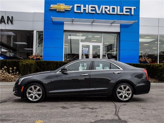 2015 Cadillac ATS 2.0L Turbo Luxury (Stk: A109656) in Scarborough - Image 2 of 28