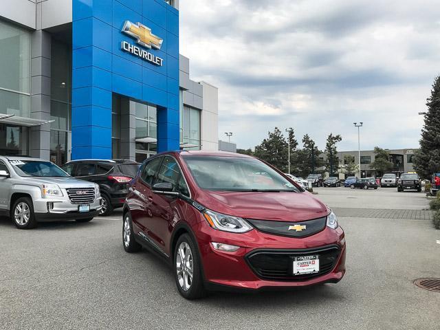 2018 Chevrolet Bolt EV LT (Stk: 8B10980) in Vancouver - Image 2 of 7