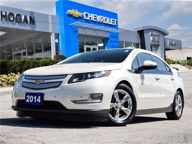 2014 Chevrolet Volt Base (Stk: WU153016) in Scarborough - Image 1 of 24