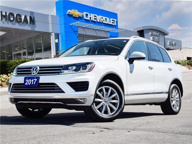 2017 Volkswagen Touareg 3.6L Sportline (Stk: WN004086) in Scarborough - Image 1 of 24
