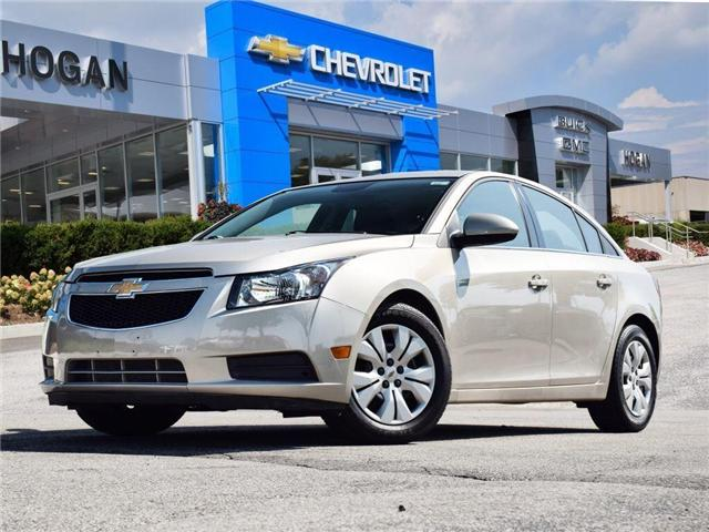 2014 Chevrolet Cruze 1LT (Stk: A413271) in Scarborough - Image 1 of 24