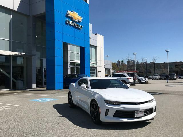 2018 Chevrolet Camaro 1LT (Stk: 8CA84890) in Vancouver - Image 2 of 7