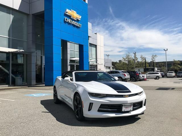 2018 Chevrolet Camaro 1LT (Stk: 8CA13040) in North Vancouver - Image 2 of 7