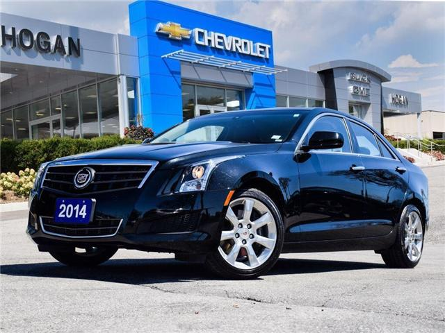 2014 Cadillac ATS 2.5L (Stk: A147412) in Scarborough - Image 1 of 24
