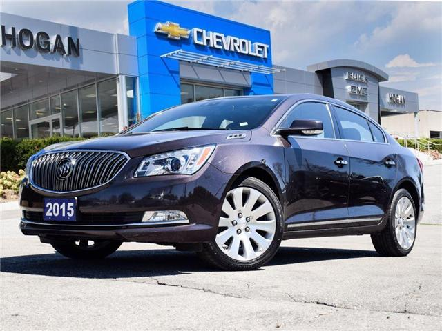 2015 Buick LaCrosse Premium I (Stk: A316293) in Scarborough - Image 1 of 28
