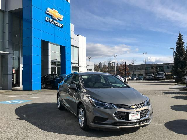 2018 Chevrolet Cruze LT Auto (Stk: 8C42770) in Vancouver - Image 2 of 7
