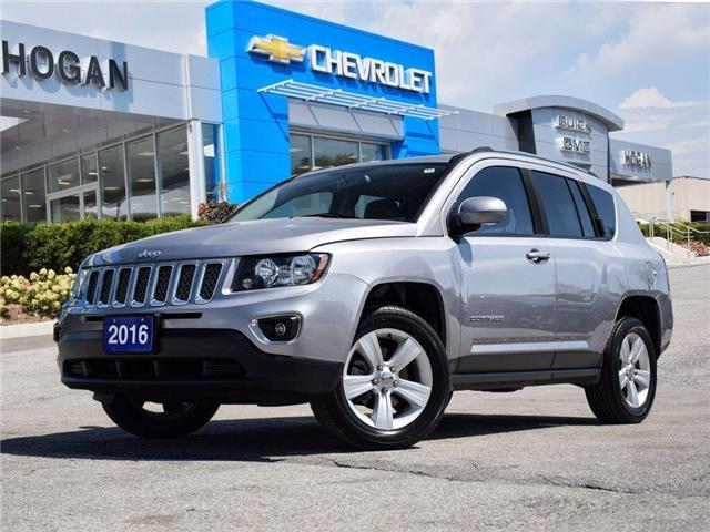 2016 Jeep Compass Sport/North (Stk: WN571487) in Scarborough - Image 1 of 26