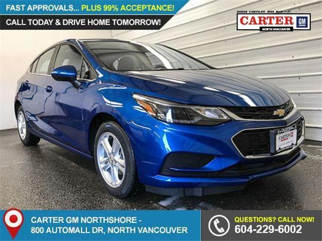 2018 Chevrolet Cruze LT Auto (Stk: 8C31980) in Vancouver - Image 1 of 7