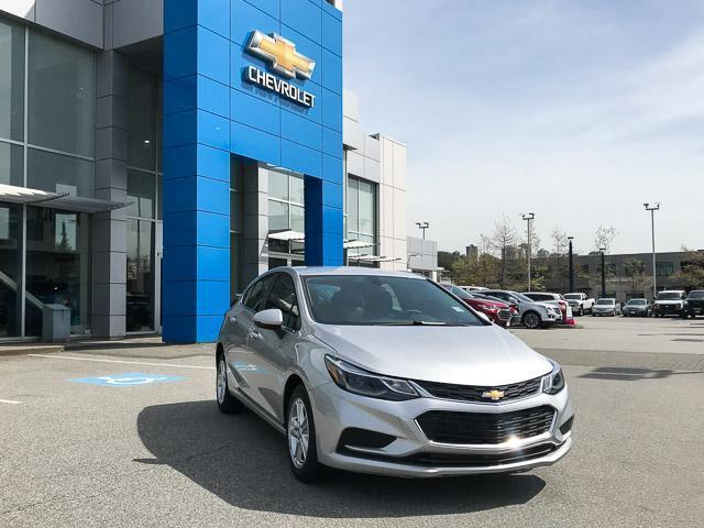 2018 Chevrolet Cruze LT Auto (Stk: 8C42840) in Vancouver - Image 2 of 7