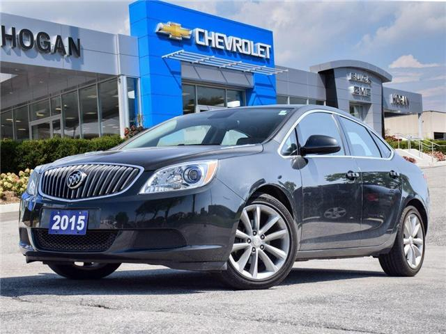 2015 Buick Verano Base (Stk: W1118884) in Scarborough - Image 1 of 26