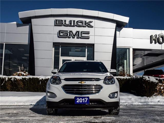 2017 Chevrolet Equinox LT (Stk: A262832) in Scarborough - Image 4 of 27