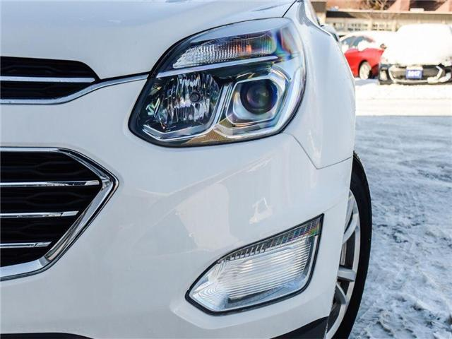 2017 Chevrolet Equinox LT (Stk: A262832) in Scarborough - Image 8 of 27