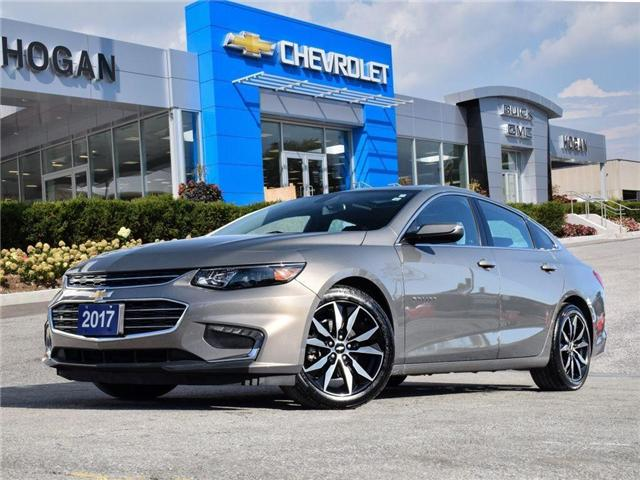 2017 Chevrolet Malibu 1LT (Stk: A251236) in Scarborough - Image 1 of 26