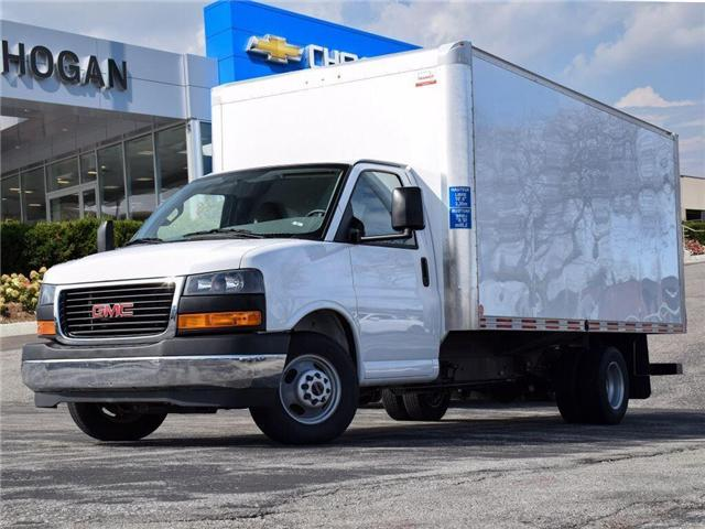 2017 GMC Savana Cutaway 3500 1WT (Stk: A002045) in Scarborough - Image 1 of 20