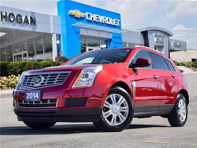 2014 Cadillac SRX Luxury (Stk: A641631) in Scarborough - Image 1 of 27