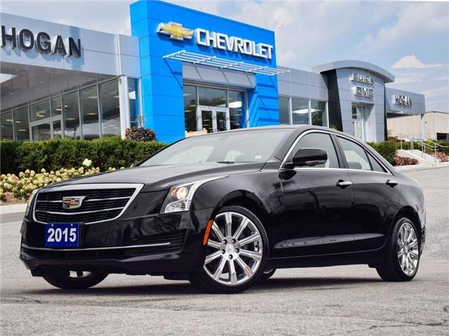 2015 Cadillac ATS 2.0L Turbo Luxury (Stk: A129561) in Scarborough - Image 1 of 28