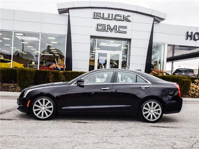 2015 Cadillac ATS 2.0L Turbo Luxury (Stk: A129561) in Scarborough - Image 2 of 28