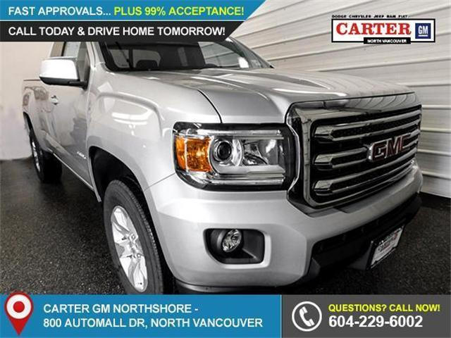 2018 GMC Canyon SLE (Stk: 8CN14440) in Vancouver - Image 1 of 7
