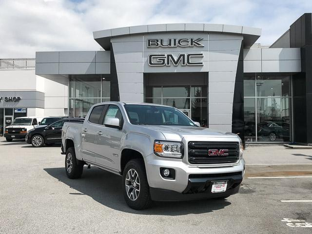 2018 GMC Canyon All Terrain w/Cloth (Stk: 8CN46540) in Vancouver - Image 2 of 7