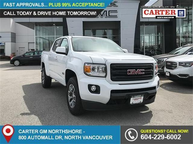 2018 GMC Canyon All Terrain w/Cloth (Stk: 8CN41940) in Vancouver - Image 1 of 7